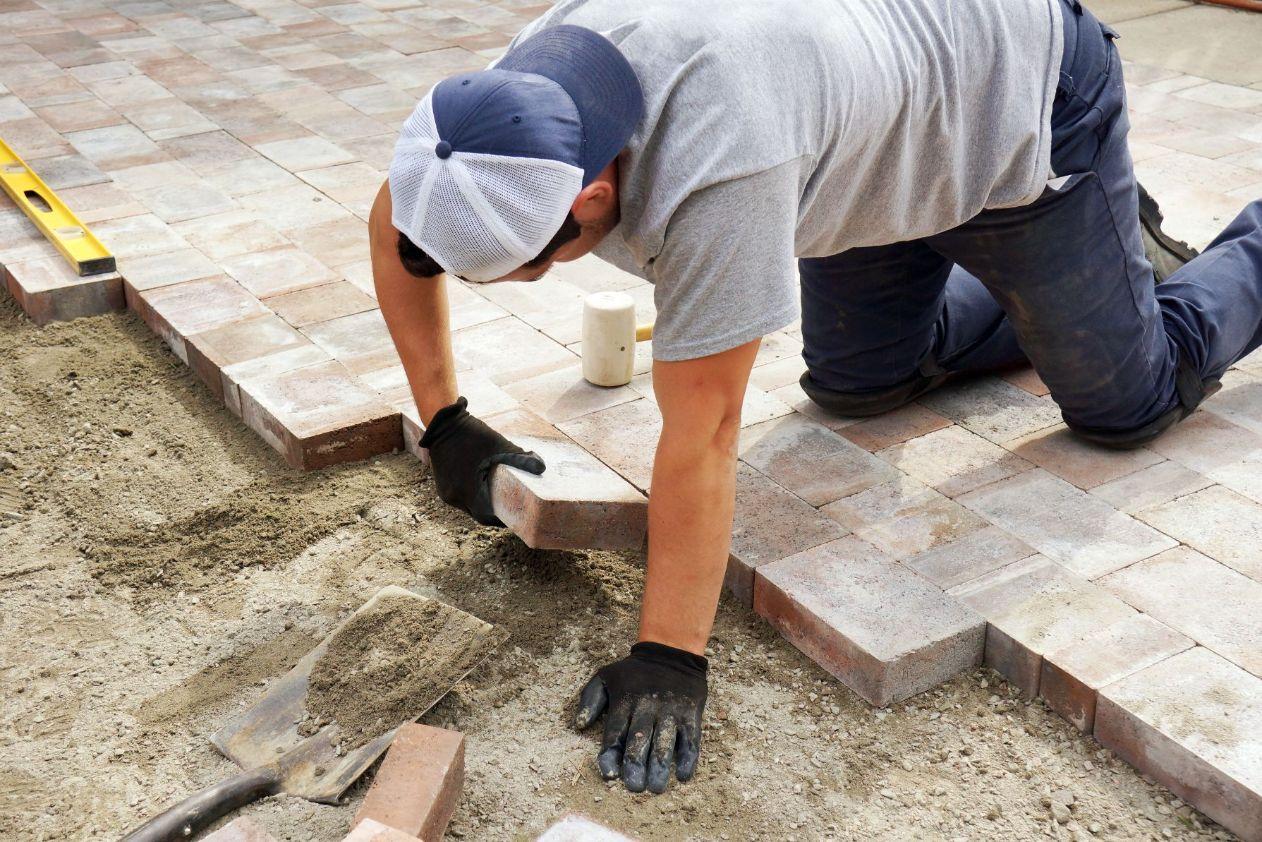 brick pavers installation in phoenix